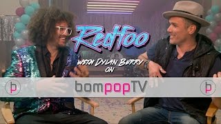 Redfoo - Lights Out On Set Interview with Dylan Berry | BompopTV