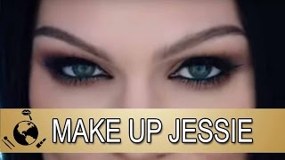 Jessie J Make Up Tutorial Inspiration