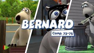 Бернард - 73-75 | Compilation  | Мультфильмы |