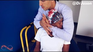 Dr. Jason - *LOUD* OCCIPITAL ADJUSTMENT - COMPLEX CASE-NECK, HEAD, JAW PAIN
