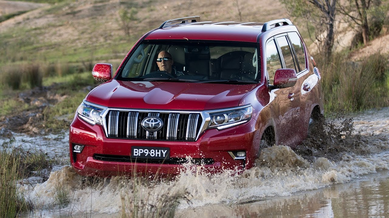 2018 Toyota Land Cruiser: News, Design, Specs, Price >> 2018 Toyota Land Cruiser Prado Vx Australian Spec
