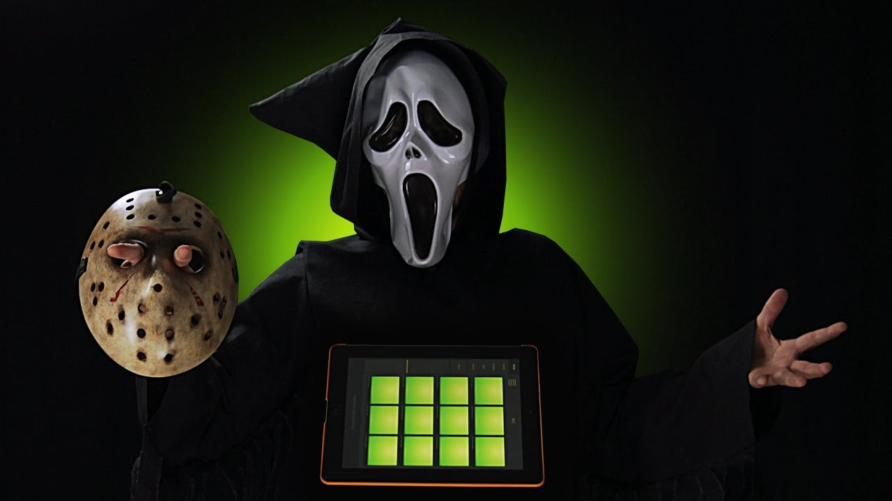 halloween skulls trap drum pads 24 youtube - Halloween Skulls