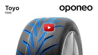 Toyo R888 ● Summer Tyres ● Oponeo™