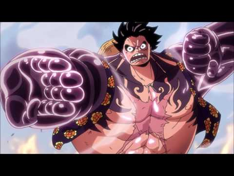 One Piece Soundtrack - Gear 4 [OFFICIAL]