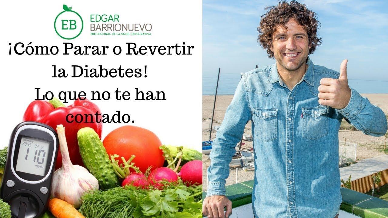 detener la diabetes naturalmente