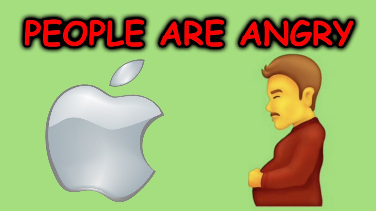 Apple's New Emojis Cause Outrage