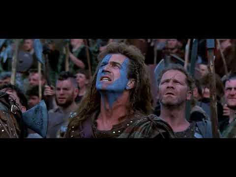 Download Scottish mocking British - BraveHeart 1995