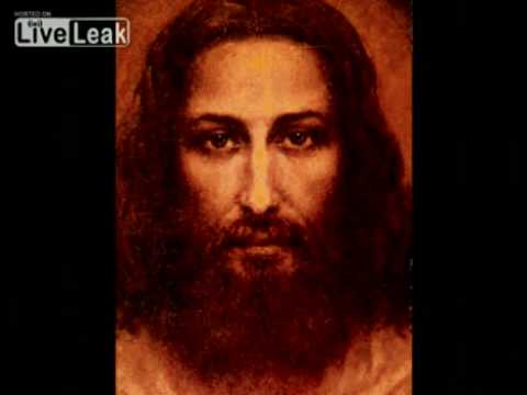 The holy face of Jesus!Could this be the real face of ...