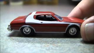 Johnny Lightning Starsky & Hutch Hollywood on Wheels 1/64 : Let
