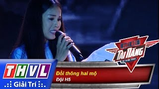 THVL   Biệt đội tài năng - Tập 4: Đồi thông hai mộ - Đội H5
