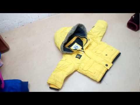 Детские куртки. Австрия