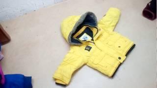 видео Детские куртки