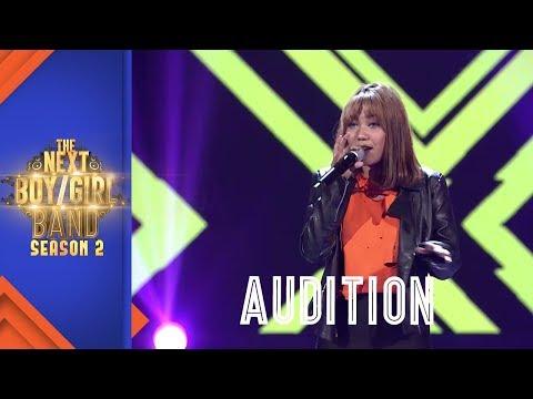 "Nadia Vio Agusta ""Wings"" I Singing Audition I The Next Boy/Girl Band S2 GTV"