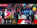 """Download U de Chile 1-2 Unión Española - Magia Azul -🤭 """"Vayanse a la CRESTA""""🤭"""