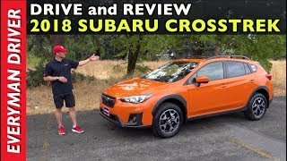 Here's the 2018 Subaru Crosstrek Review on Everyman Driver