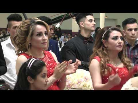 Kurdische Hochzeit - Barzan & Laila - Lehrte - Boran Video