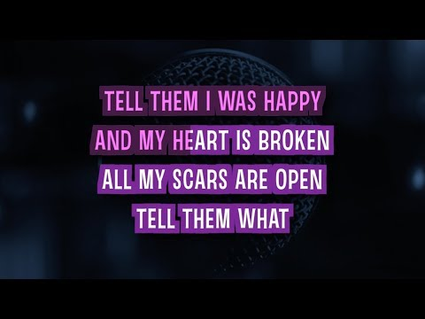 Impossible (Factor X) Karaoke Version by James Arthur (Video with Lyrics)