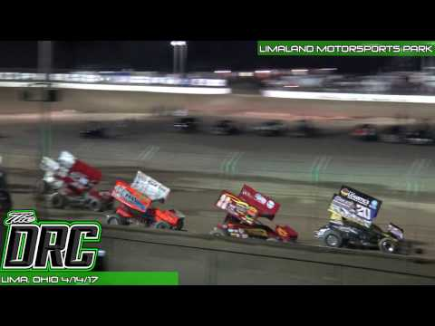 Limaland Motorsports Park | 4.14.17 | K&L Ready Mix NRA Sprint Invaders | Feature