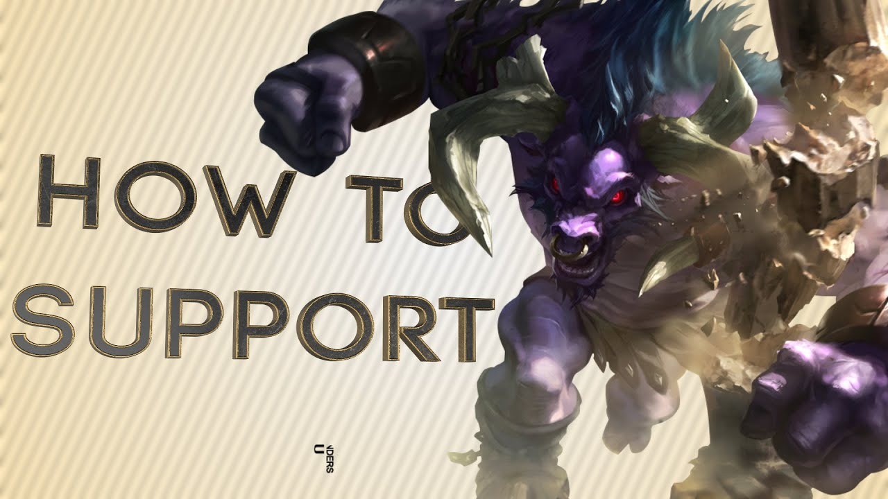 how to counter alistar support