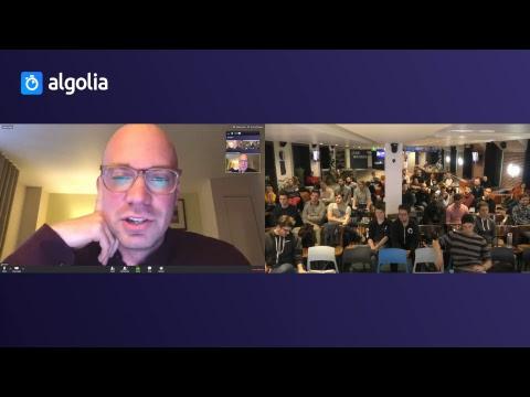 Laravel FR meetup at Algolia - Live stream 🎉