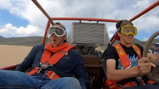 Turbo Sand Rail Reactions!