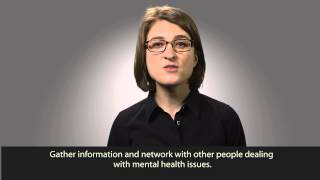 Self-Advocacy for People with Mental Illness