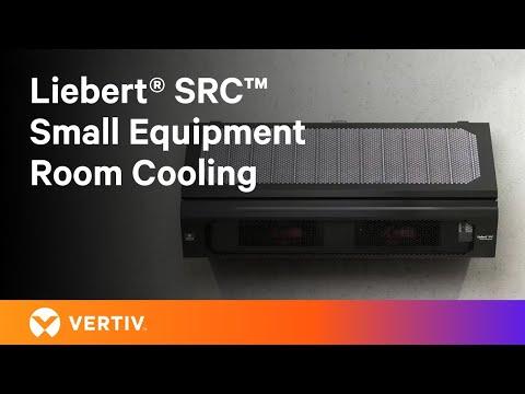 Liebert SRC For Small Equipment Room Cooling