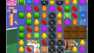 Candy Crush Saga Level 410 (use booster)