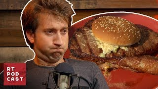 Steak-Off: The McBlood - RT Podcast