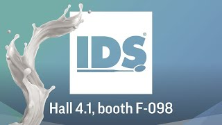 Welcome to IDS 2019 From 3D Systems' Rik Jacobs