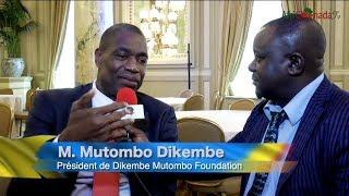 Visite du président Felix Tshisekedi à Washington DC: Le soutien de Mutombo Dikembe.