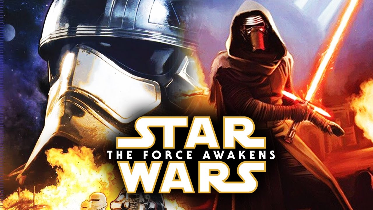Star Wars 7: The Force Awakens News