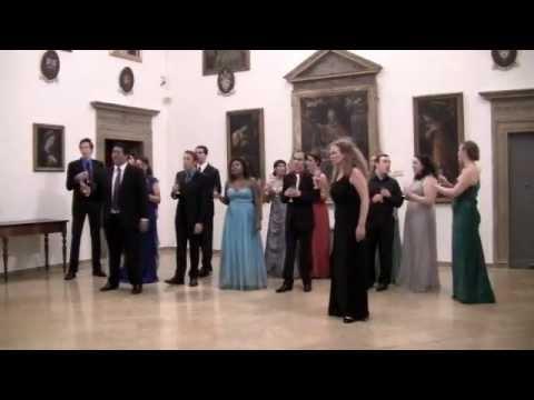 A clip of the Brindisi from Verdi's La Traviata (Scuola Italia 2013)