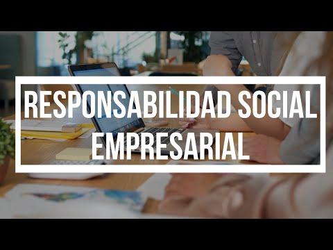 Responsabilidad Social Empresarial | Qué es, definición, concepto y tipos