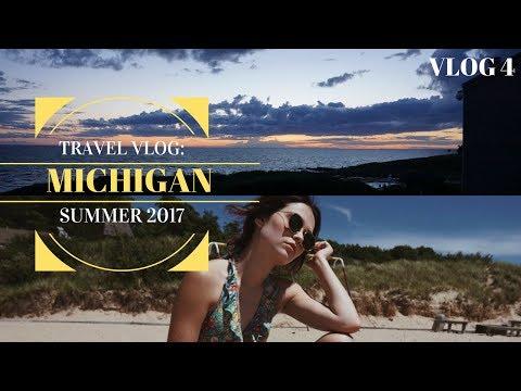 Travel Vlog: Muskegon, MI | Vlog 4