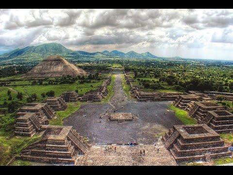 Doku Teotihuacan - Pyramidenstadt der Götter HD