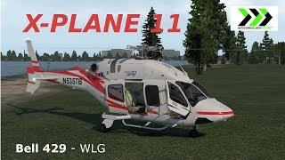 Video X-plane 11 - Bell 429 WLG download MP3, 3GP, MP4, WEBM, AVI, FLV Juli 2018