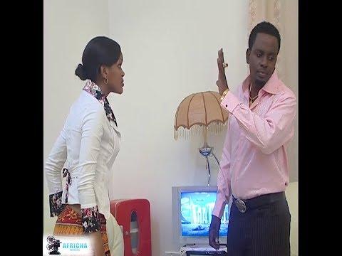 A Point Of No Return Part 2 - Wema Sepetu U0026 Steven Kanumba (Official Bongo Movie)