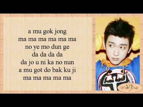 GOT7 - Just Right (딱 좋아) Easy Lyrics