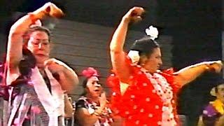 Grupo la Zambra - La Cachucha Flamenco 1992, Gitana del Sacromonte, Granada