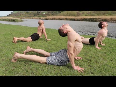 Five Tibetan Rites (How to) - Best Body Wake Up!