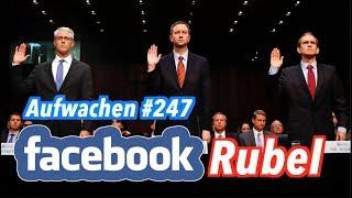 Aufwachen #247: Silicon Valleys Geschäftsmodell + Hillary & die Demokraten