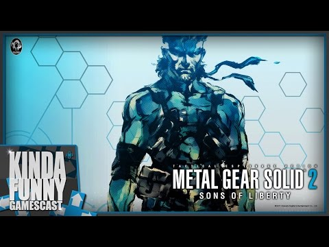 Do You Need To Play Metal Gear 1-4 To Enjoy 5? - Kinda Funny Gamescast Ep. 36 (Pt. 2)