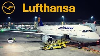FLIGHT REPORT / LUFTHANSA A319 / PRAGUE - MUNICH
