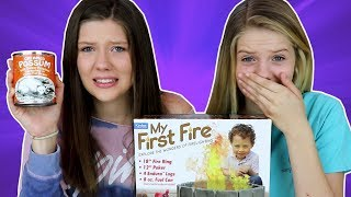 Mom's Worst Gifts Ever! || Worst Gifts Ever Challenge || Taylor And Vanessa