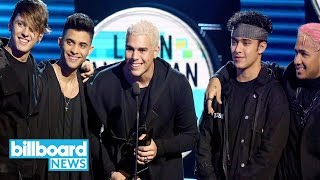 Miss the 2018 Latin AMAs? Here's the Full Recap! | Billboard News
