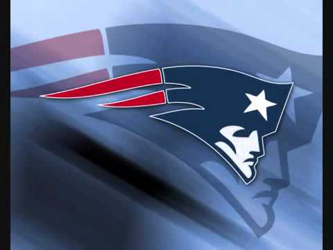 Blue White New England Patriots Theme Song