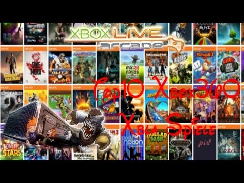 Top 10 Xbox Live Arcade Games German Soistdas S I D Youtube