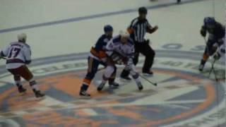 2011-2012 New York Islanders season documentary Video #35, New York Islanders vs. New York Rangers