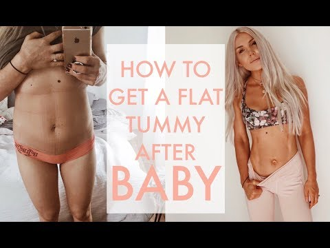 HEALING DIASTASIS RECTI | HOW I GOT A FLAT TUMMY AFTER BABY | WHY CRUNCHES ARE MAKING IT WORSE